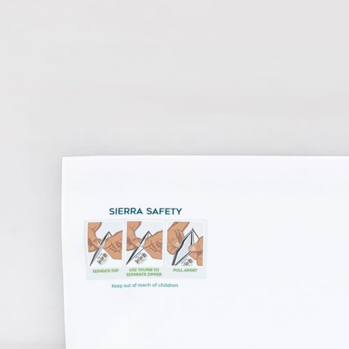 Small Sierra Safety Bag